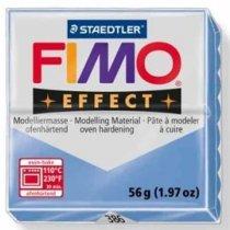 Полимерная глина Fimo Effect, №386 голубой агат, 57 г