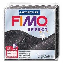 Полимерная глина Fimo Effect, 56г, №903, звездная пыль