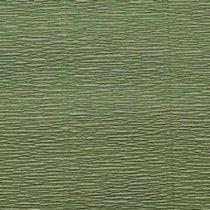 Креп-бумага (гофро-бумага) Cartotecnica Rossi,180г/м², 50смх2,5м, №17А8 Болотный