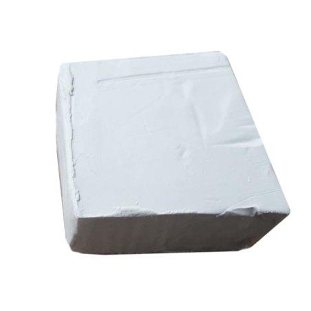 Глина гончарная белая, 1 кг