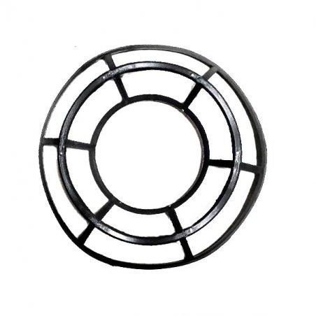 Пластиковая основа-каркас для венка, 30 см, 1 штука