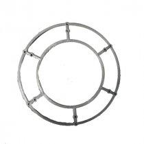 Пластиковая основа-каркас для венка, 26 см, 1 штука