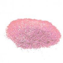 Глиттер, цвет розовый, 10 г