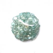 """Декоративные камни из стекла """"Зелёная вода"""", 400 г"""