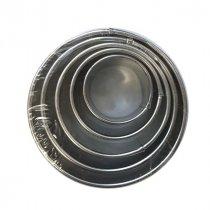 Набор круглых каттеров, 5 штук, 4,5-10 см