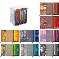 """Подарочный набор цветных художественных карандашей """"Tribute Masters Collection"""" 3300/80 MARCO, 80 цв"""