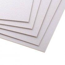Пивной картон 30*40 см, 612г/м2, цвет белый E.W.(1,5 мм)