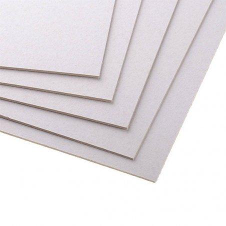 Пивной картон 35*50 см, 612г/м2, цвет белый E.W.(1,5 мм)