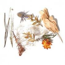 Мини-набор сухоцветов для эпоксидной смолы