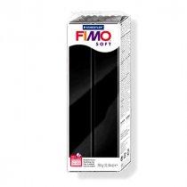 Полимерная глина Fimo Soft, 454 г №9, черный