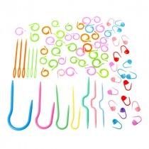 Набор инструментов для вязания и рукоделия