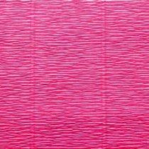 Креп-бумага (гофро-бумага) Cartotecnica Rossi,180г/м², 50смх2,5м, №550 Розовый