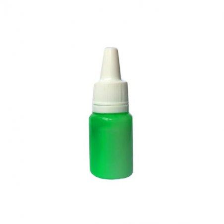 Краситель для мыла жидкий ультра Зеленое Яблоко,10 мл (Германия)