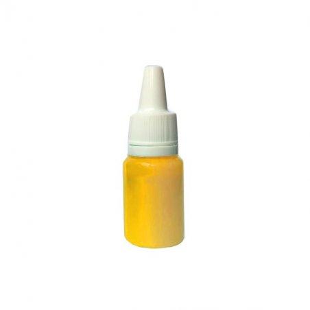 Краситель для мыла жидкий (Германия), 10 мл, цвет ультра Лимонный (не мигрирует)
