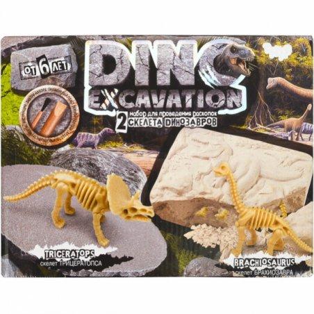 """Набор для раскопок """"Dino excavation"""" укр."""