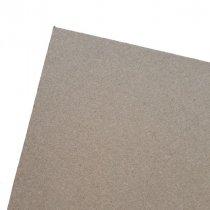 Пивной картон 23*32 см, 612г/м2, цвет крафт (1,5 мм)