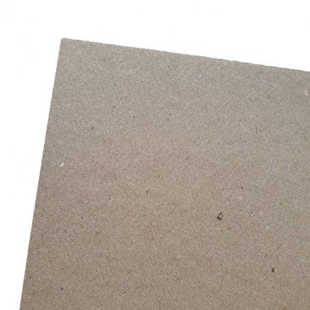 Пивной переплетный картон 23*32 см, 2 мм, цвет крафт