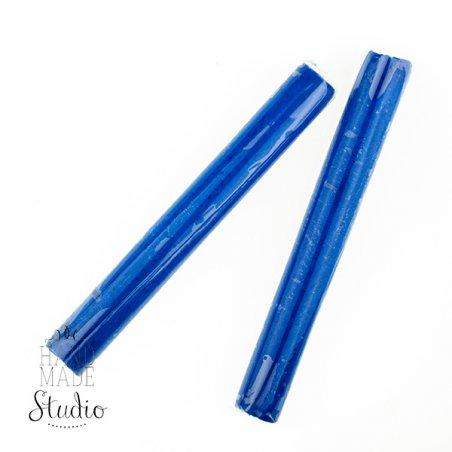 Полимерная глина Пластишка/bebik, №0114 лазурно-синий, 17 г