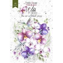 """Набор высечек для скрапбукинга """"Wild Orchid"""" FDSCD-04044, 49 штук"""