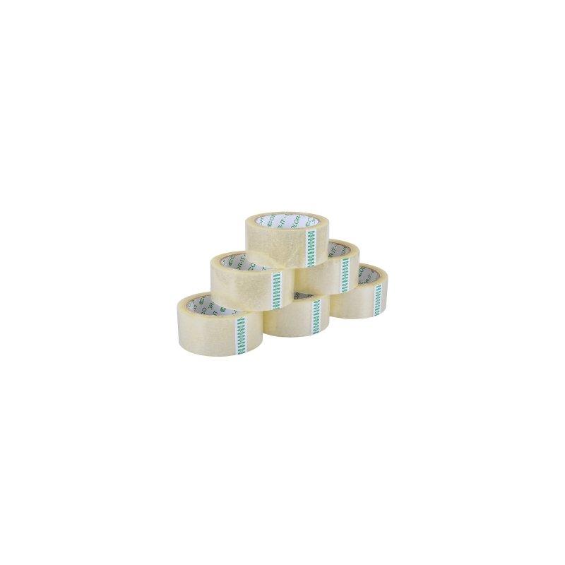 Скотч  прозрачный упаковочный, 4,5 см* 100м