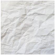 Виниловый безбликовый фотофон Бумага, цвет белый, 50*50 см
