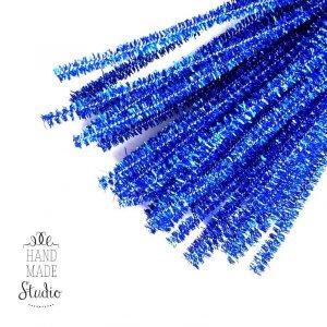 Набор блестящей синельной проволоки, 10 штук