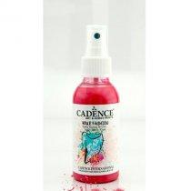 Краска-спрей для ткани CADENCE Your Fashion Spray Fabric Paint, 100 мл, фуксия