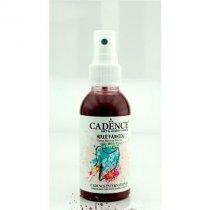 Краска-спрей для ткани CADENCE Your Fashion Spray Fabric Paint, 100 мл, бордо