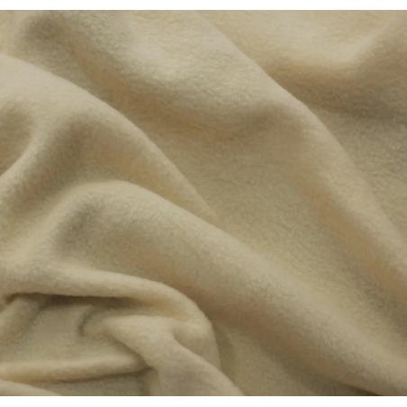Ткань флис, 28х40 см, цвет бежевый