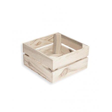 Деревянный ящик №3, 40х40 см