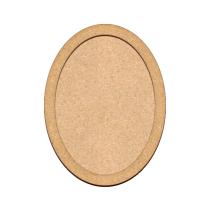 Артборд Овал, 20х30 см (003)
