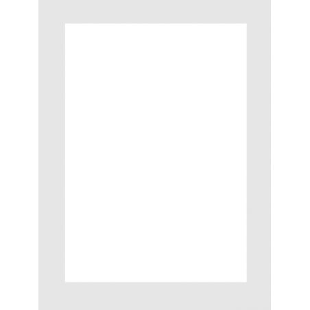 Керамическая плитка для работы с полимерной глиной, 20х30 см, цвет белый, 1 штука