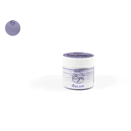 Меловая акриловая краска ScrapEgo, 30 мл, фиолет