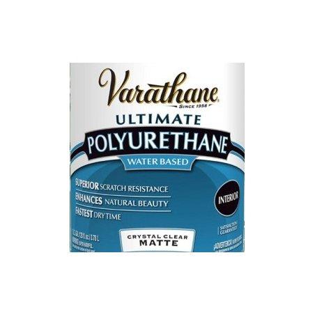 Лак Varathane полиуретановый на водной основе, матовый, 20 мл