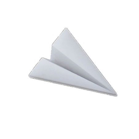 "Декор для эпоксидной смолы ""Самолетик"", 11х7х3 мм"