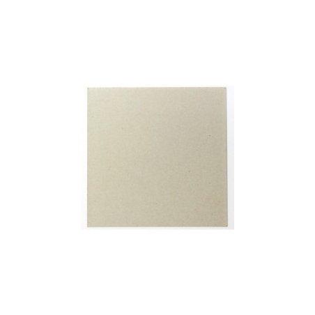 Картон переплетный (пивной) 20х20 см, цвет крафт (1,75 мм)