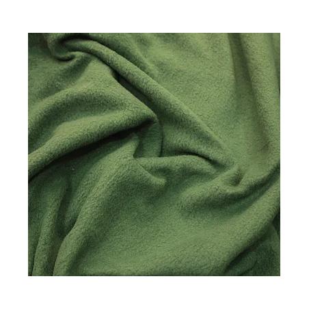 Ткань флис, 28х40 см, цвет хаки
