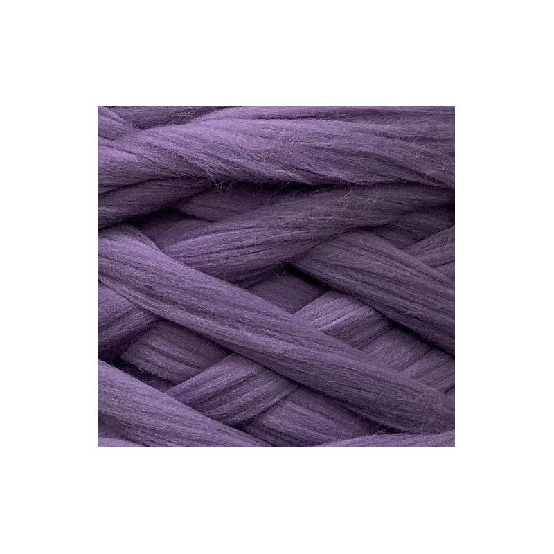 Шерсть для валяния 100% меринос (22-24 мк.) Глициновый №243, 50г
