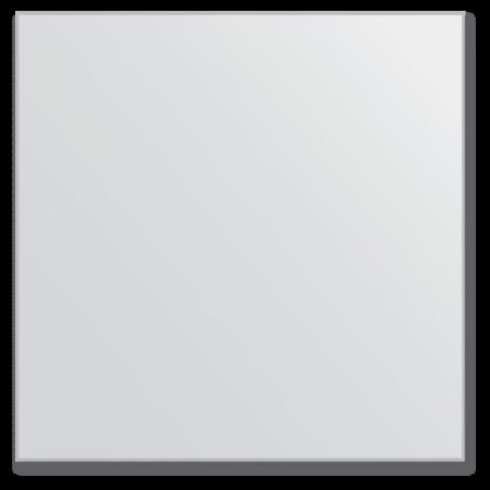 Плитка зеркальная, 20х20 см, 1 штука