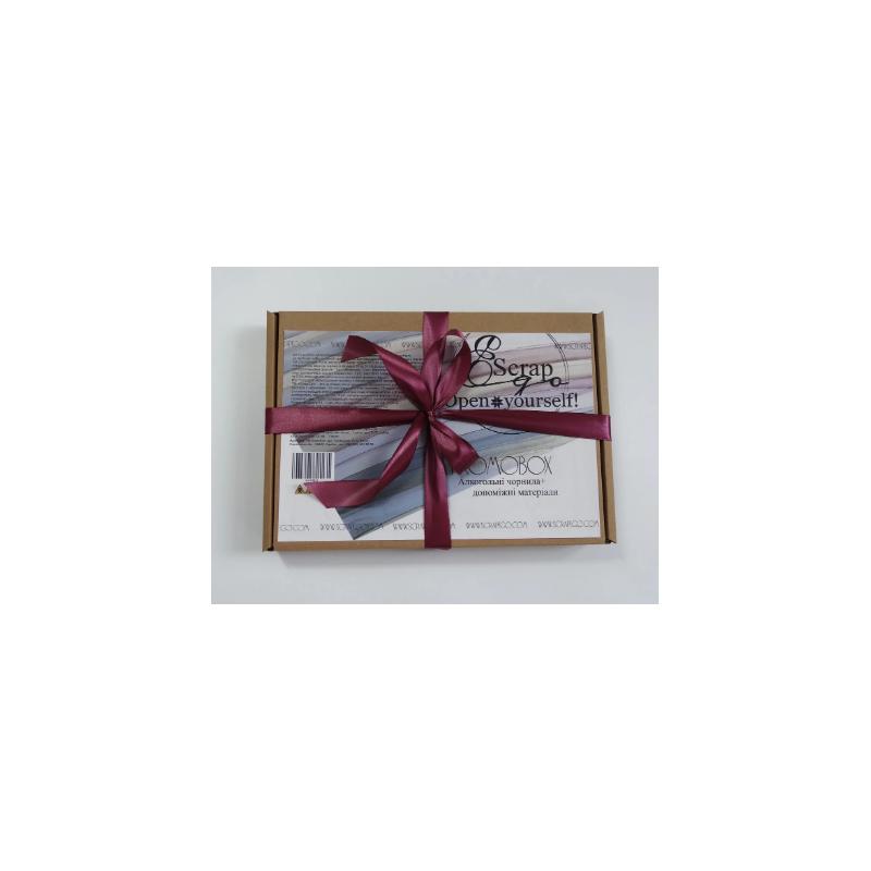 PromoBox - Алкогольные чернила + вспомогательные материалы