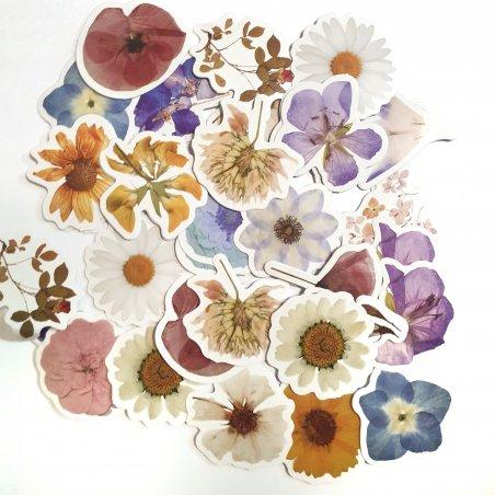 "Мини-стикеры (наклейки) ""Little daisies"" (46 шт)"