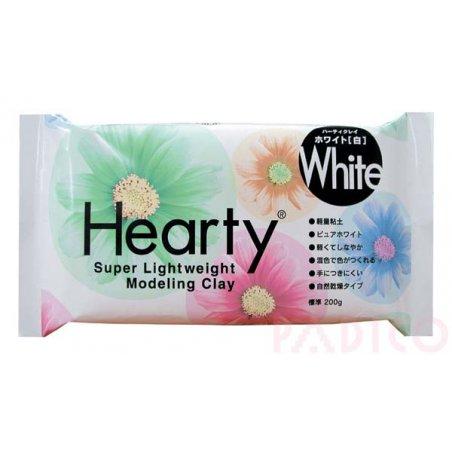 Самозатвердивающая пластика Hearty, Padico, цвет белый, 200 г