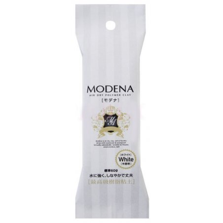 Самозатвердивающая пластика Modena, Padico, цвет белый, 60 г