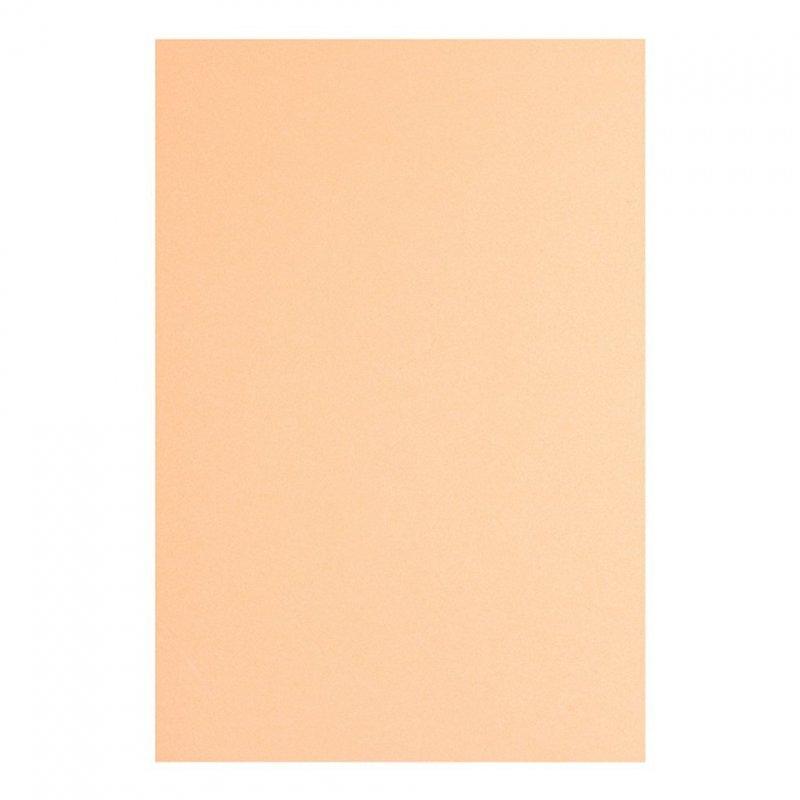 Фоамиран иранский 20х30 см №108, цвет персиковый