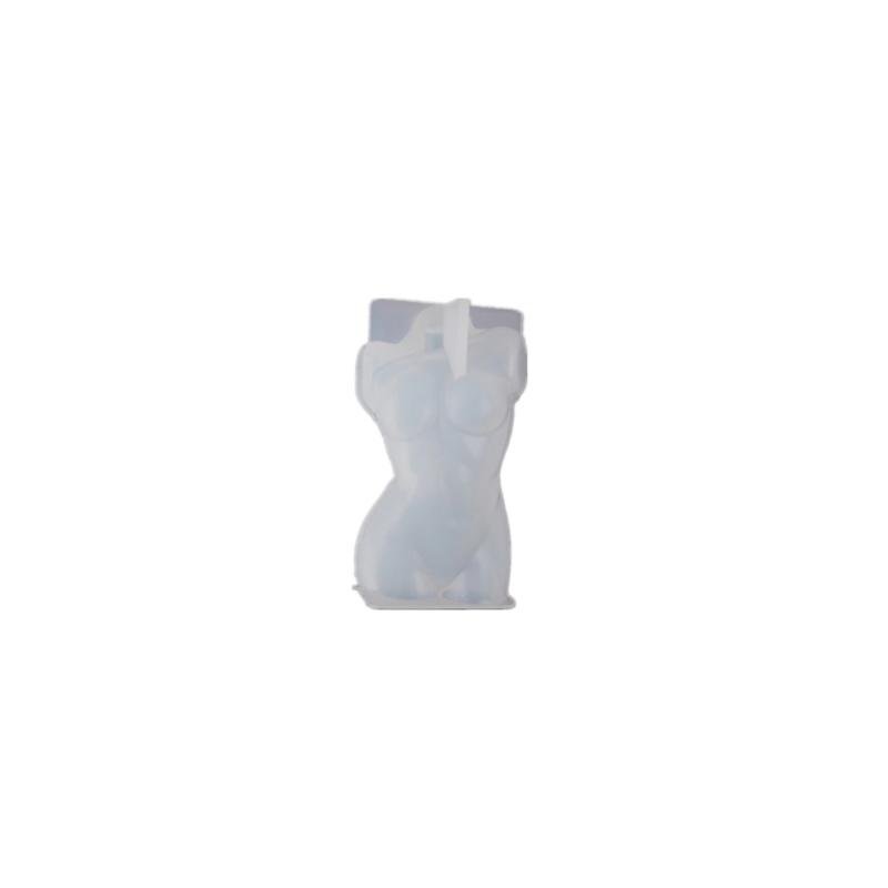 """Силиконовая форма """"Девушка"""", 8,7х5 см"""