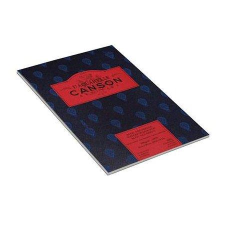 Альбом для акварели Canson Heritage, горячего пресования, 300 гр, 23х31 см, 12 листов