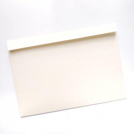 Конверт, 16х11,5 см, цвет ванильный
