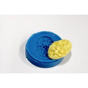 Темоустойчивый силиконовый молд  Камея №3