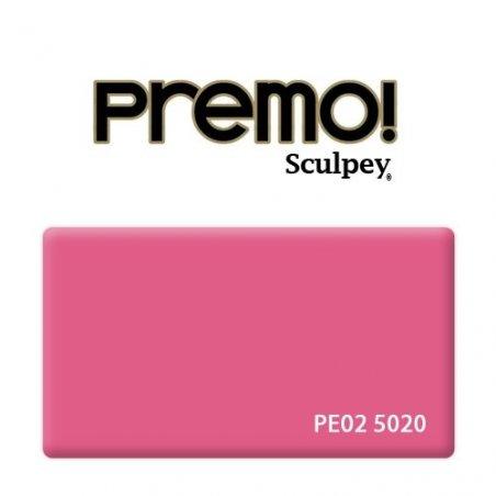 Полимерная глина Premo, 57 г, 5020, розовый