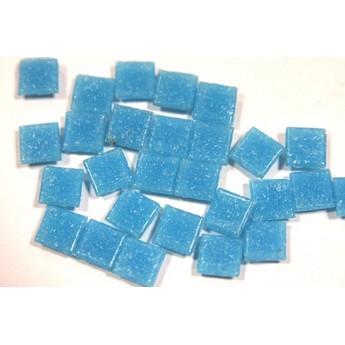 Мозаика пастельный голубой с вкраплениями А04,  1х1 см.